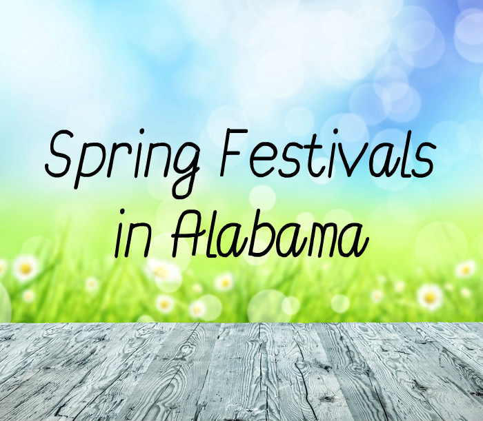 spring festivals in alabama