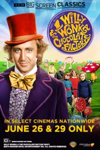 Willy Wonka & the Chocolate Factory @ Hollywood Ritz 13 | Columbus | Georgia | United States