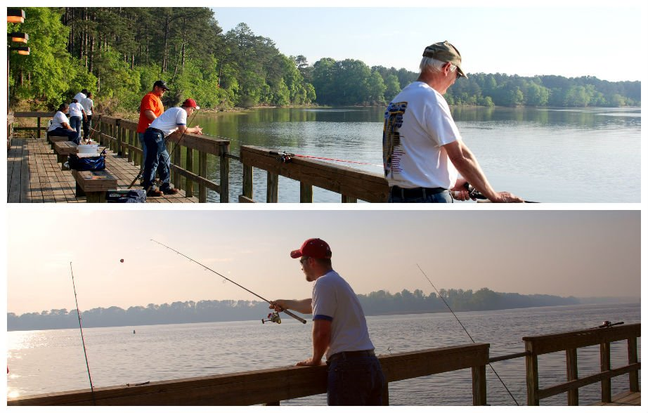 Family friendly state parks near columbus woods and water for Kid friendly fishing near me