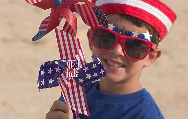 July 4th Star Spangled Beach Weekend