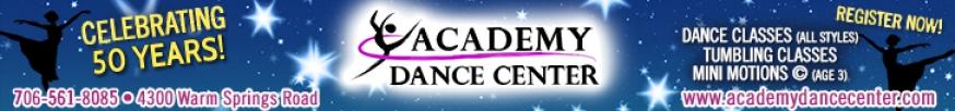 Academy Dance July 2018 Leaderboard