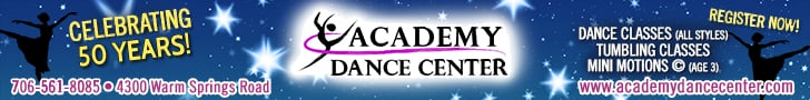 Academy Dance July 2018 Leaderboard