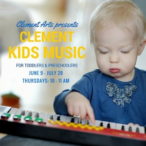 Clement Kids Music Classes @ Porter Memorial Campus | Columbus | Georgia | United States