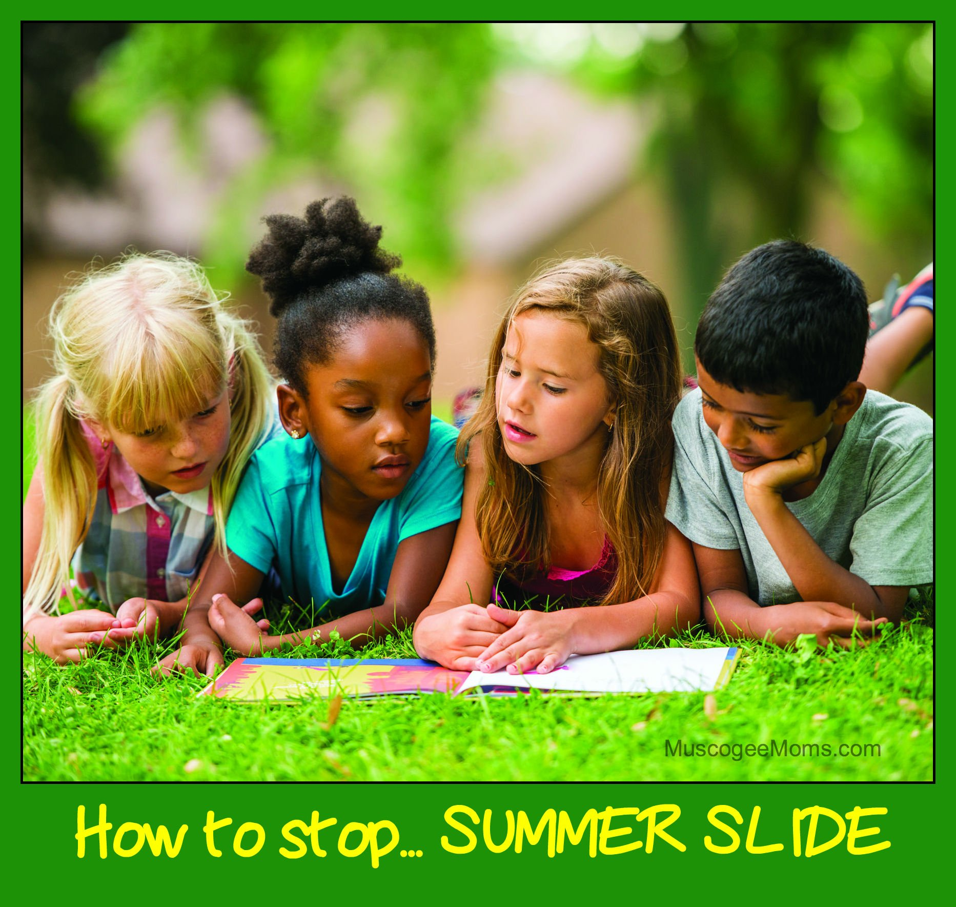6 Tips to Stop the Summer Slide