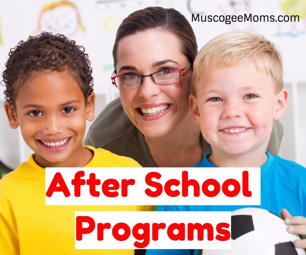 Child Care and After School Programs - Muscogee Moms