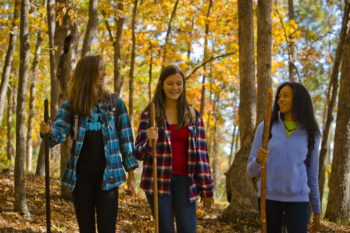 "Georgia State Parks ""Leaf Watch"" Tracks Fall Color"