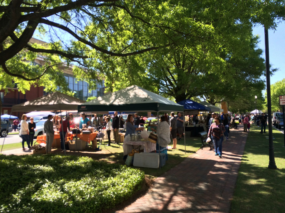 Market Days on Broad; Small Business Saturday