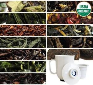 Organic Loose Tea Club from TheTeaSpot.com