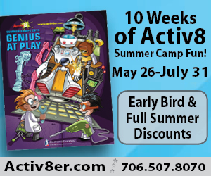 Activ8 Summer Camps CSU
