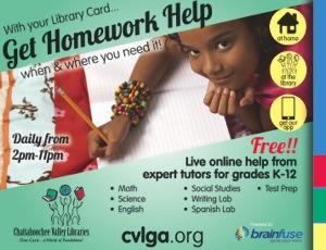 CVLGA Homework Help