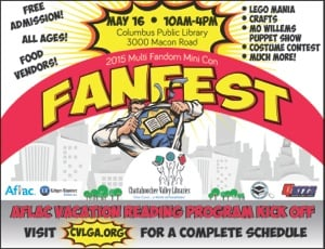 Fanfest summer reading kickoff