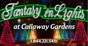 Muscogee moms your guide to family fun - Callaway gardens festival of lights ...