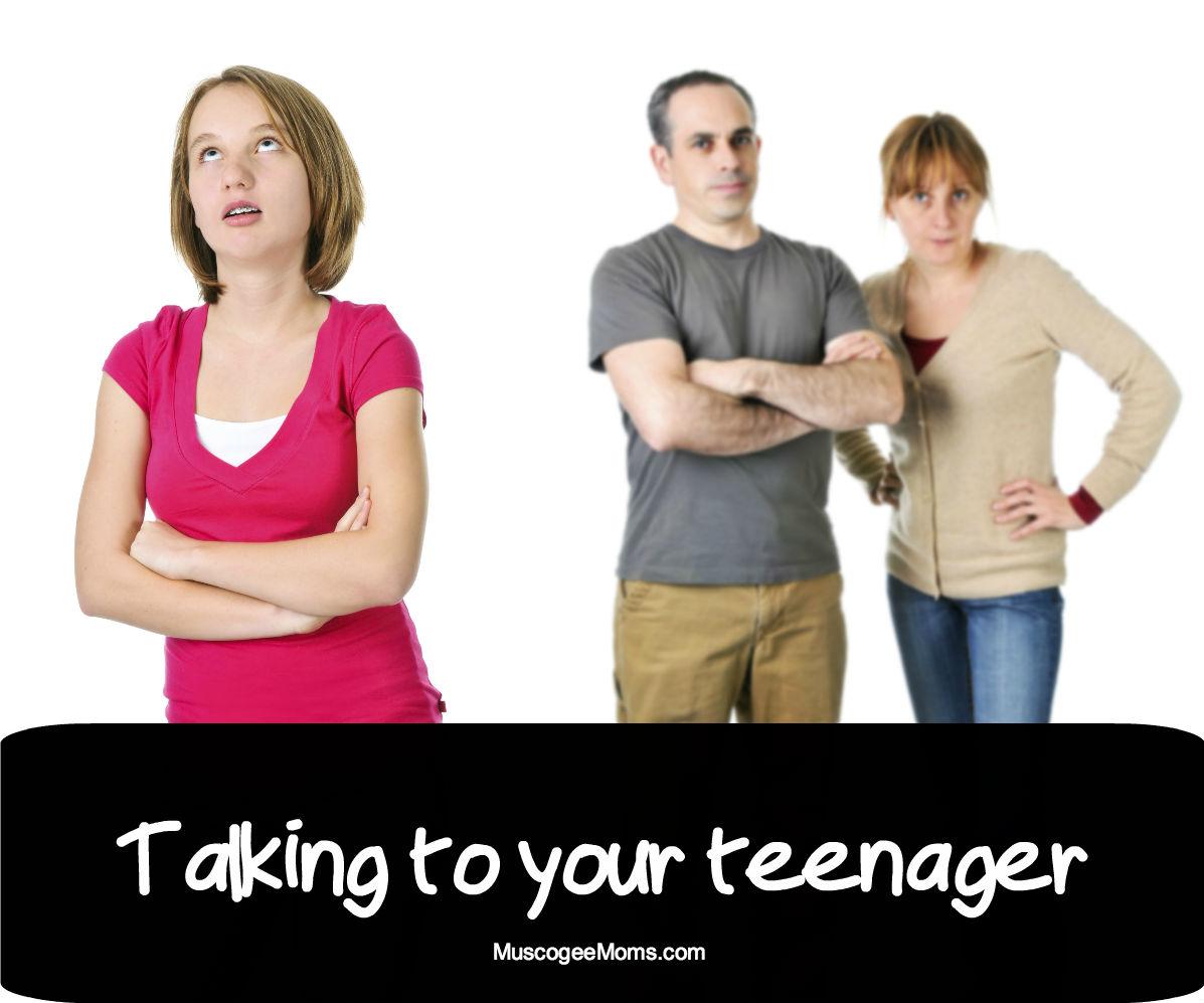 Talk Your Teen 120