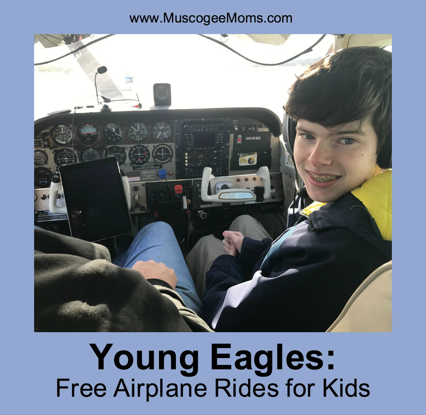 EAA Young Eagles Program #Review