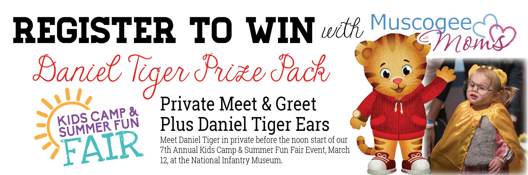 Giveaway: Daniel Tiger Prize Pack