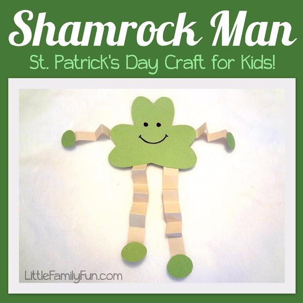 shamrock man