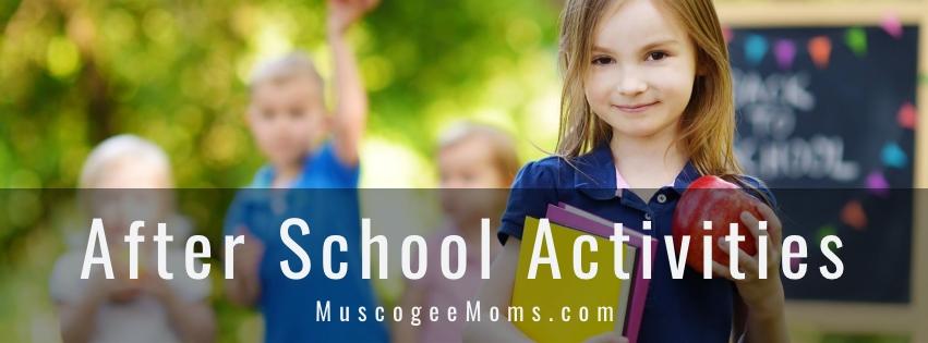 Facebook Cover #1 After School activities