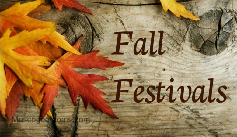 Fall Festivals Guide 2018