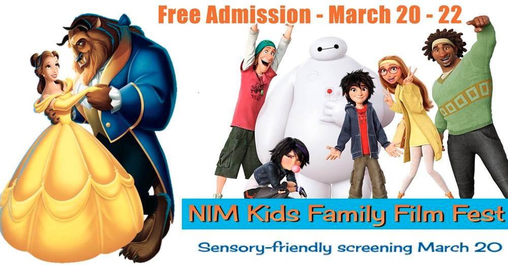 Nim Kids fam film fest FB photo