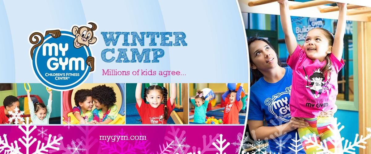 my Gym winter camp