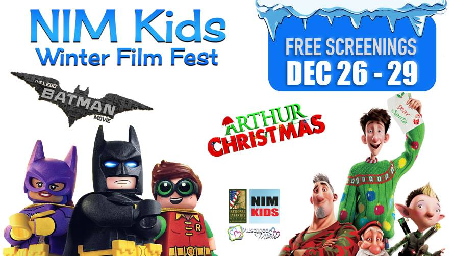 nim kids winter films 2018 FE
