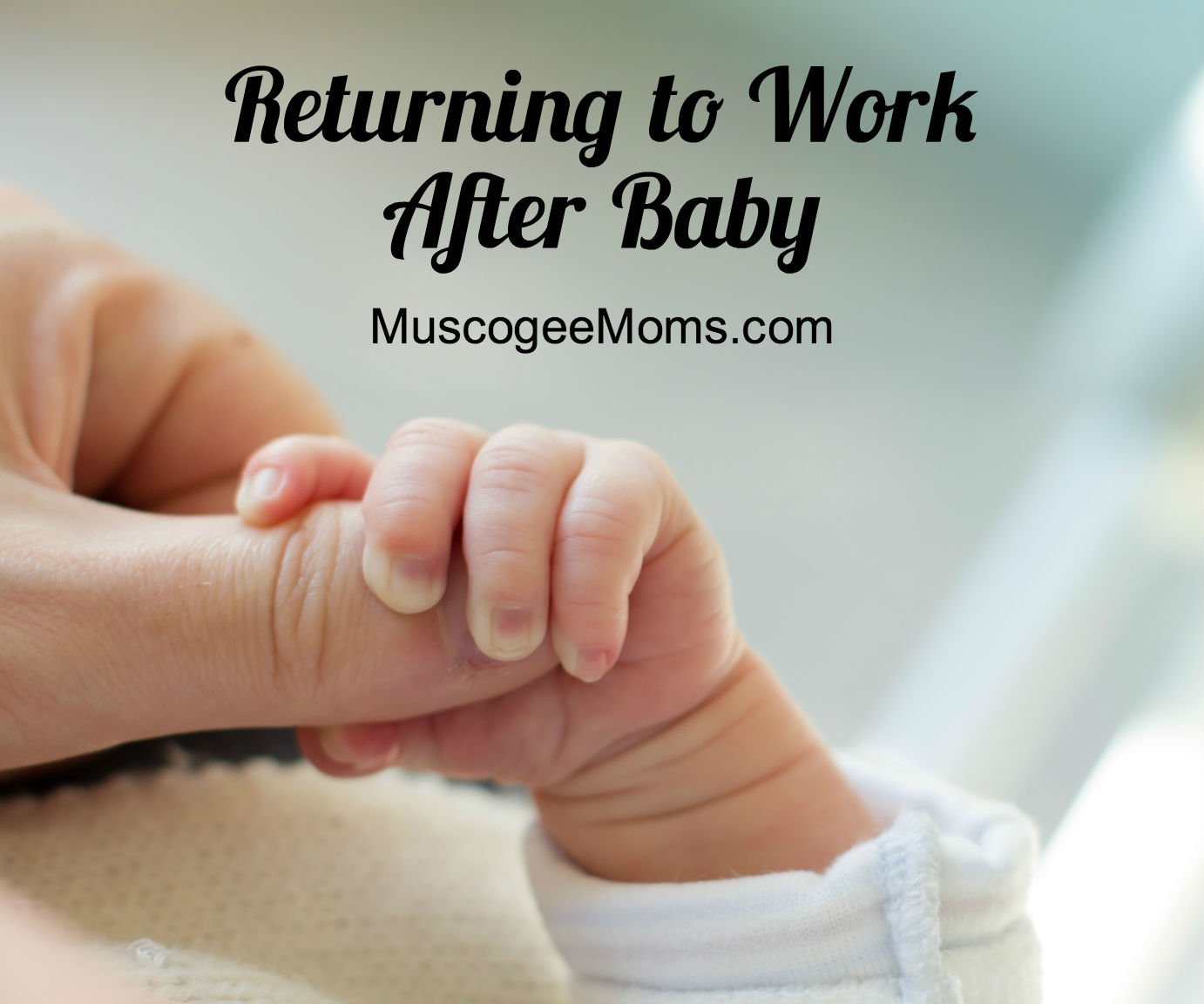 Back to Work After Maternity Leave