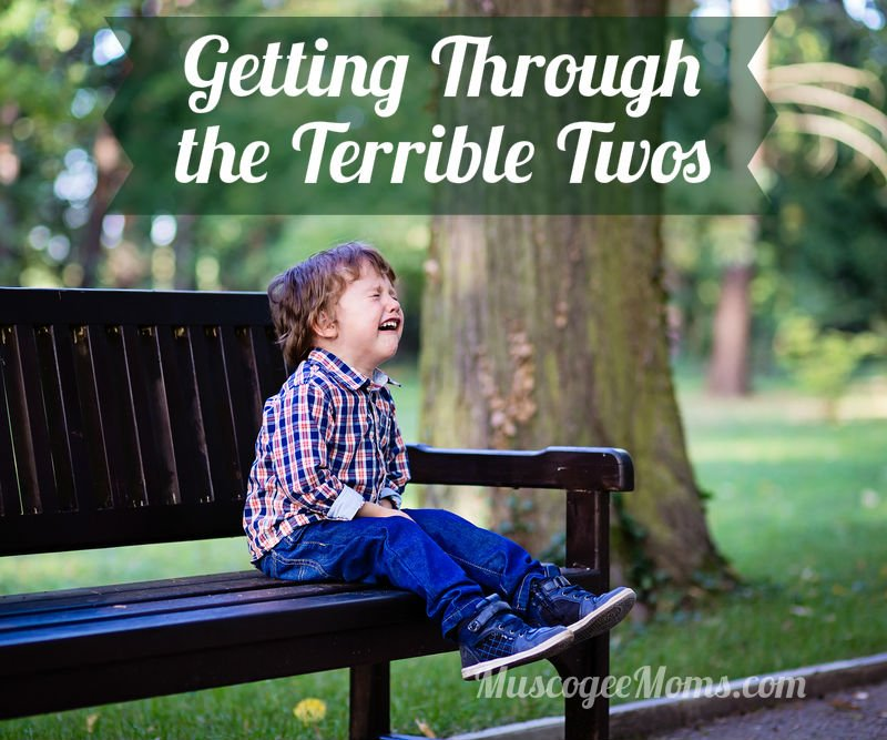 Getting Through the Terrible Twos