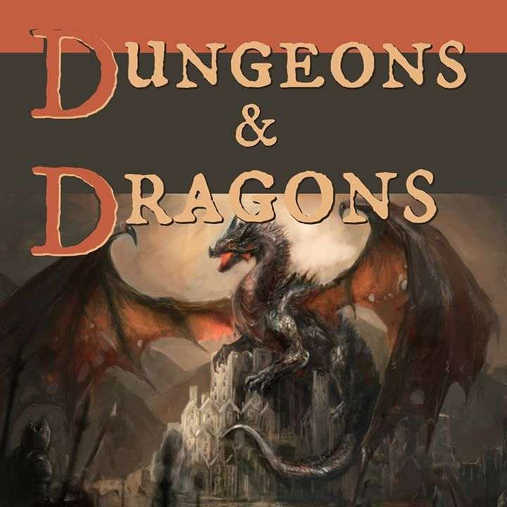 Dungeons and dragons at columbus public library muscogee for Painting with a twist macon ga