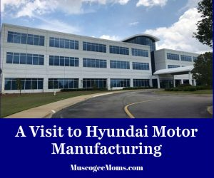 A Visit to Hyundai Motor Manufacturing #Review