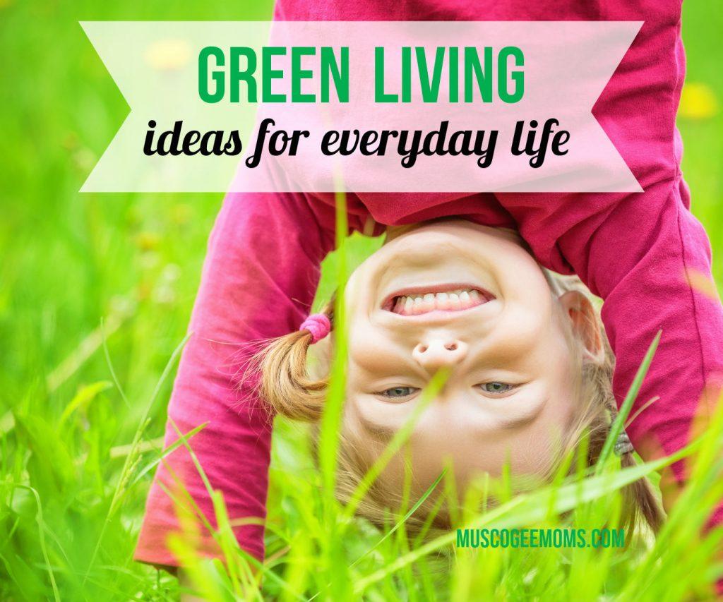 green living lifestyle