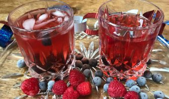 Tasty Cooking: Raspberry Hibiscus Tea
