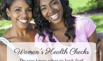 7 Health Screenings for Women