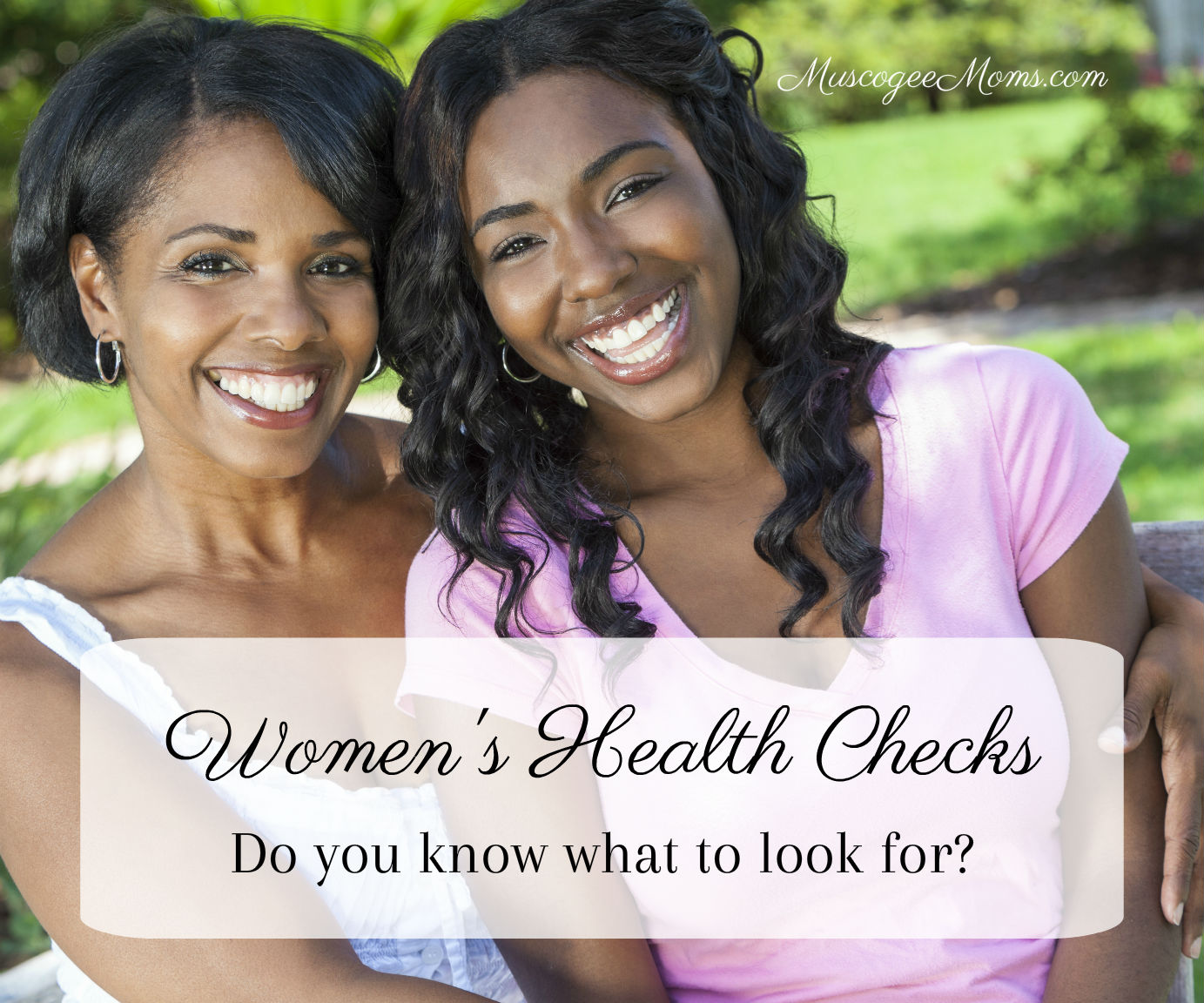 7 Health Screenings for Women