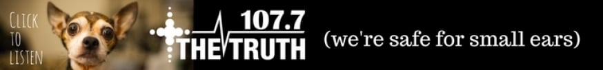 1077 THE TRUTH web banner