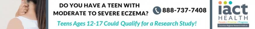 Eczema AD 728 x 90