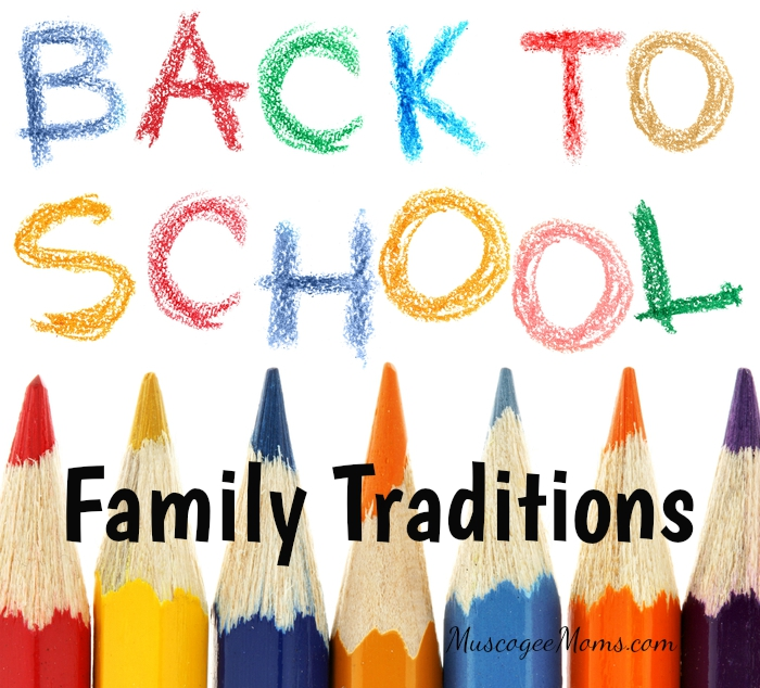back-to-school traditions