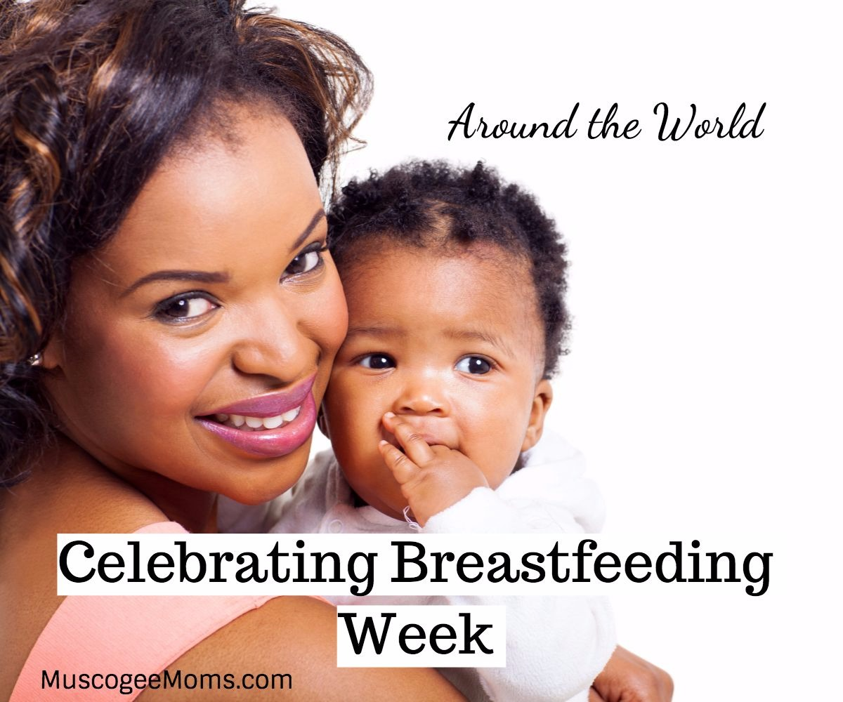 Celebrating Breastfeeding Week Around the World