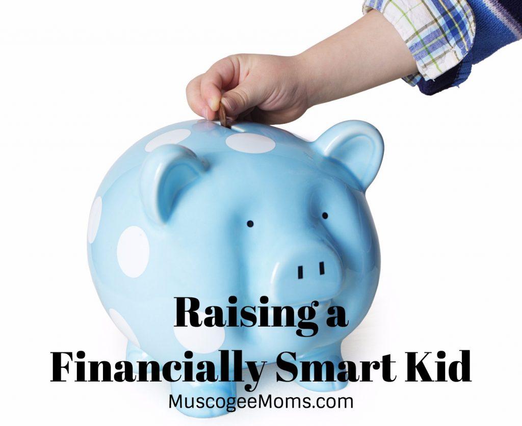 financially smart kids