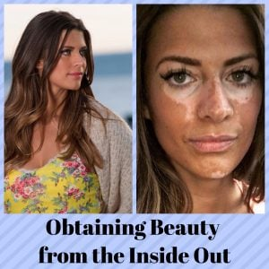 Obtaining Beauty from the Inside Out