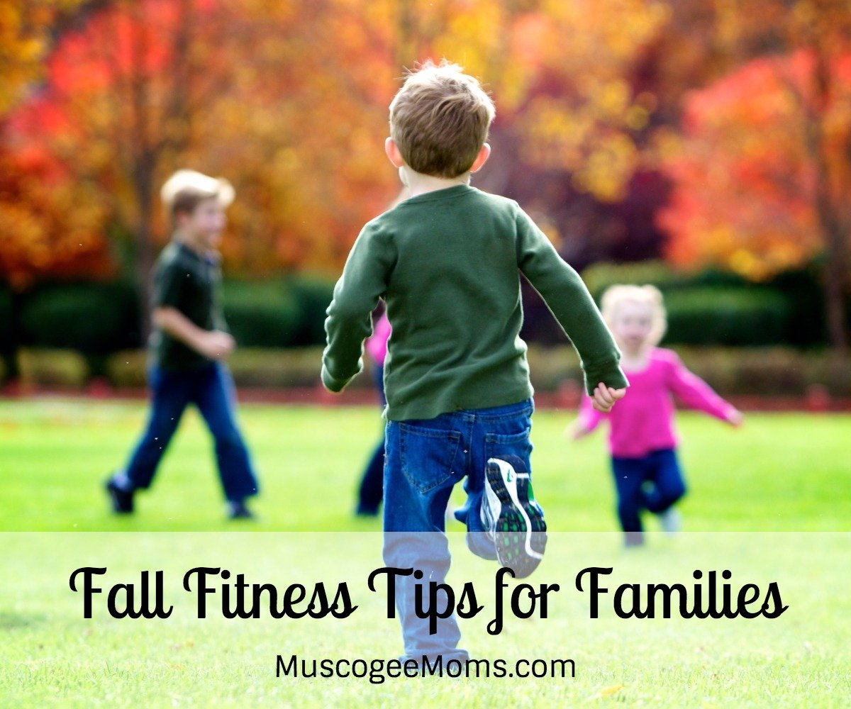 Fall Fitness Tips for Families