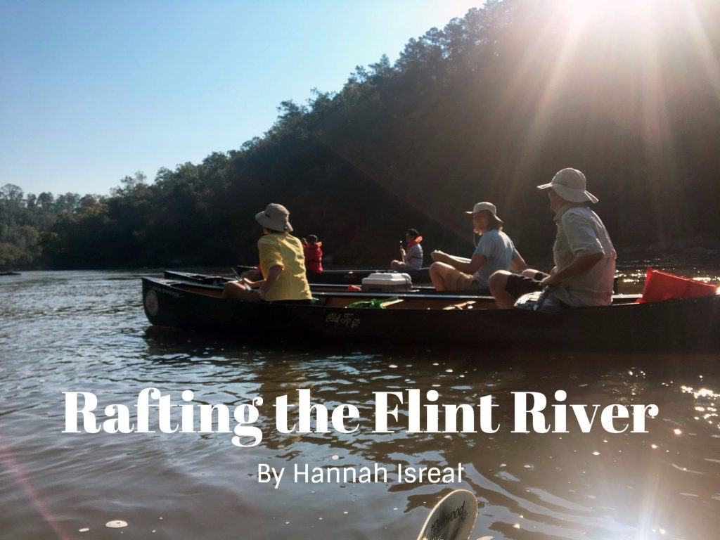 rafting the flint river