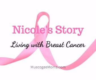 living with breast cancer