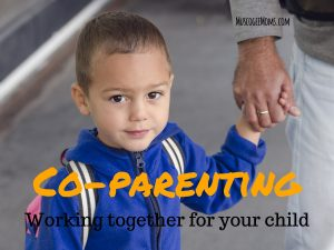 Co-parenting: Working together for your child