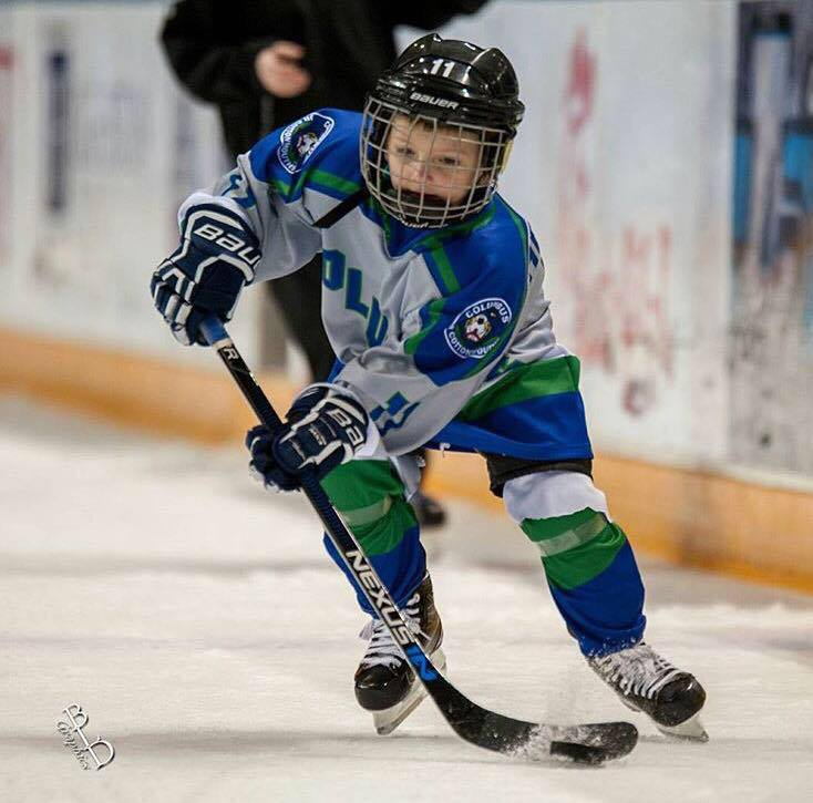 Columbus Hockey Association Learn to Skate Play - Muscogee Moms 237f705d2d4