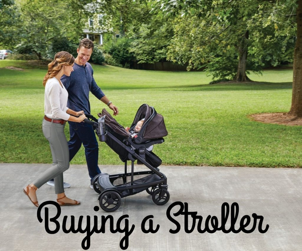 buying a stroller