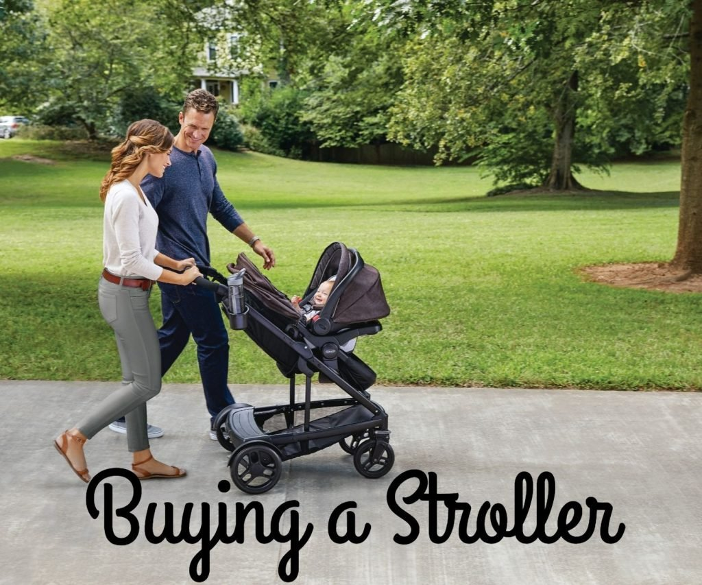 buying a stroller