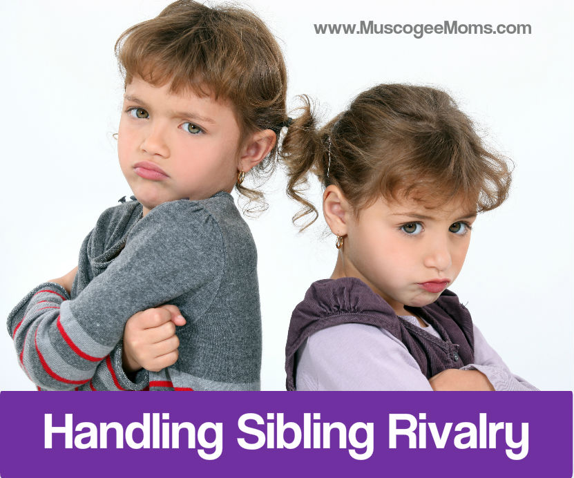 Handling Sibling Rivalry