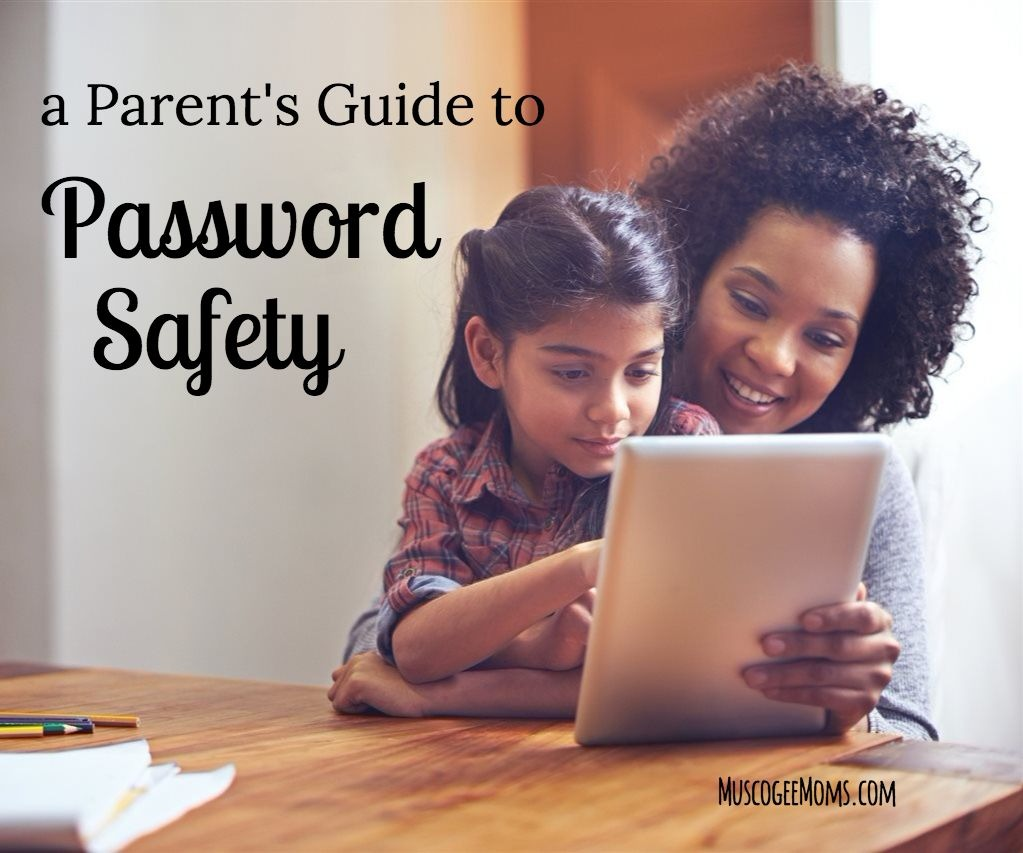 Password Safety: Don't get hacked