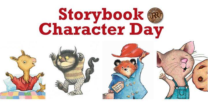 Storybook Character Day At The Rock Ranch