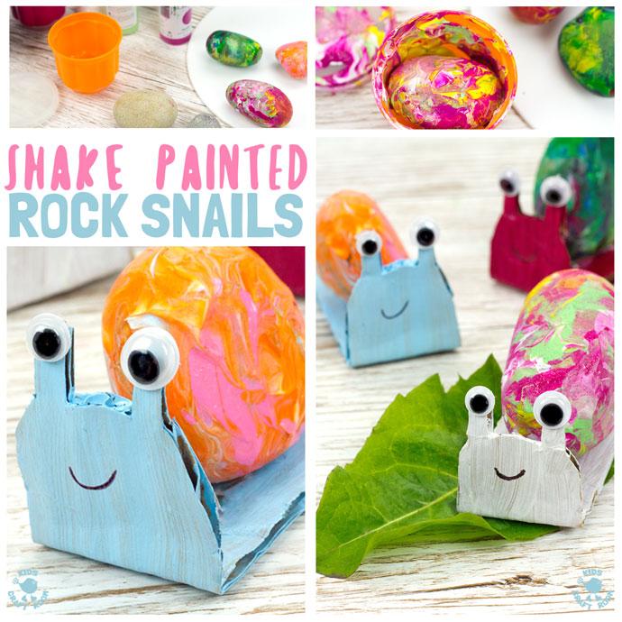 Snail Rock Craft